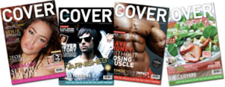 Publishing - magazine covers