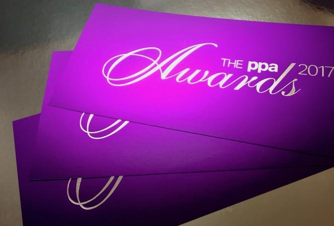 PPA Award Invitation