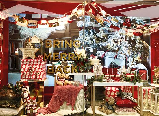Christmas-2018-House-of-Fraser-Full-Window-Display