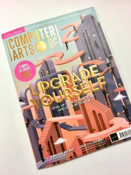 Computer Arts #277 Full Cover