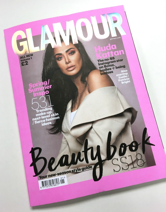 Glamour Pink - Edited