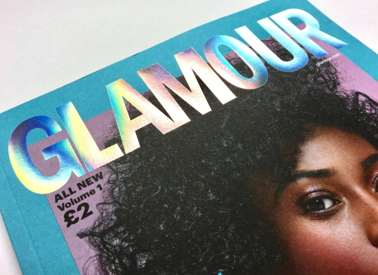 Glamour Vol 1 Green Coverline Edited